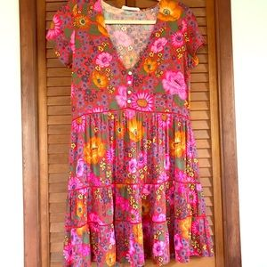 🎉RARE!! 🌺SPELL AND THE GYPSY PLAYDRESS🌺